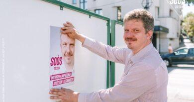 Soós Zoltán: Ma győzött Vásárhely! Együtt győztünk. Köszönöm.