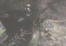 Sáncba zuhant gépkocsijával egy fiatal sofőr