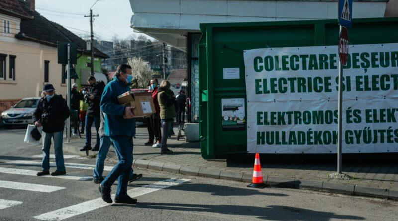 Most szombaton is lesz elektronikai hulladékgyűjtés