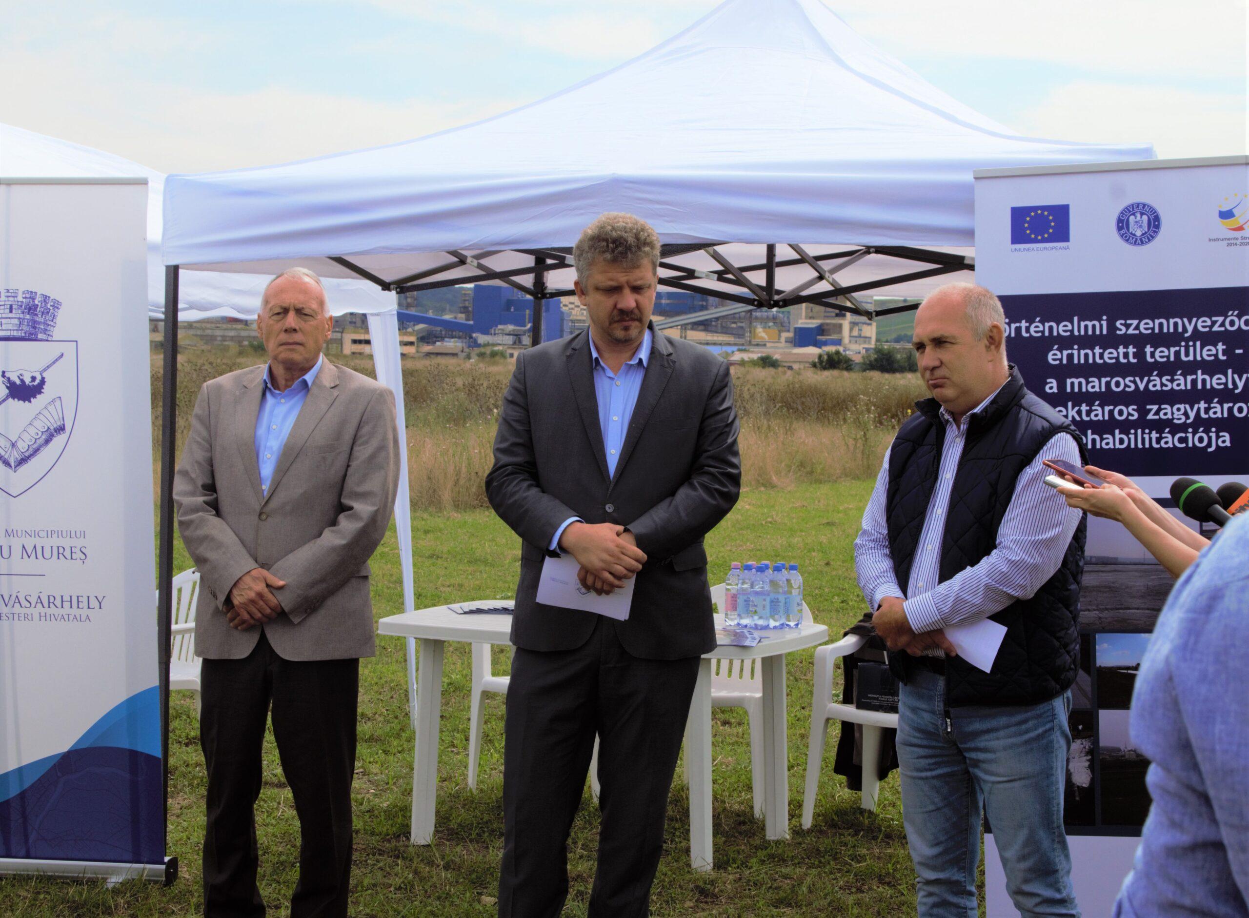 Napelempark létrehozását tervezi a marosvásárhelyi önkormányzat